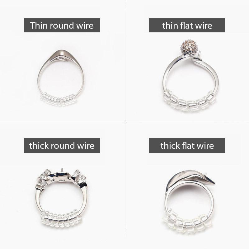 Transparent Ring Re-Sizer