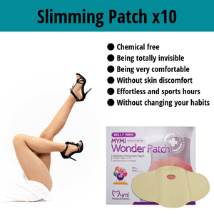Trendly Beauty Slimming Patch Kit (10pcs)