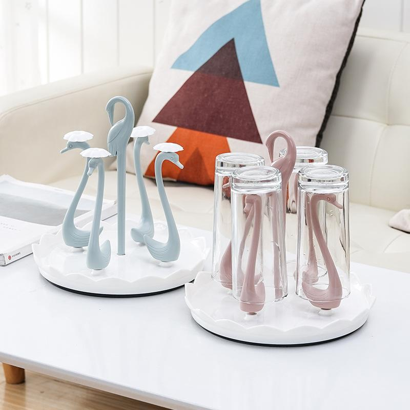 Swan Rotating Cup Holder Drain Rack