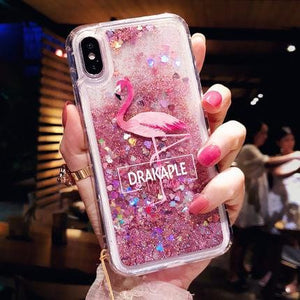 Fashion Flamingo Phone Case