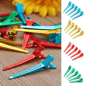 Flurry Hair Non-Slip Hair Styling Clips (6PCS)