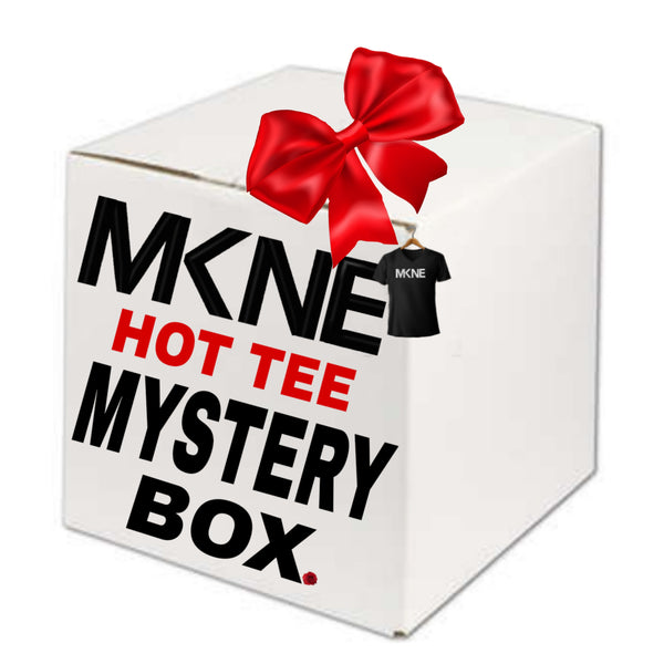 HOT TEE MYSTERY BOX (2 FOR $20)