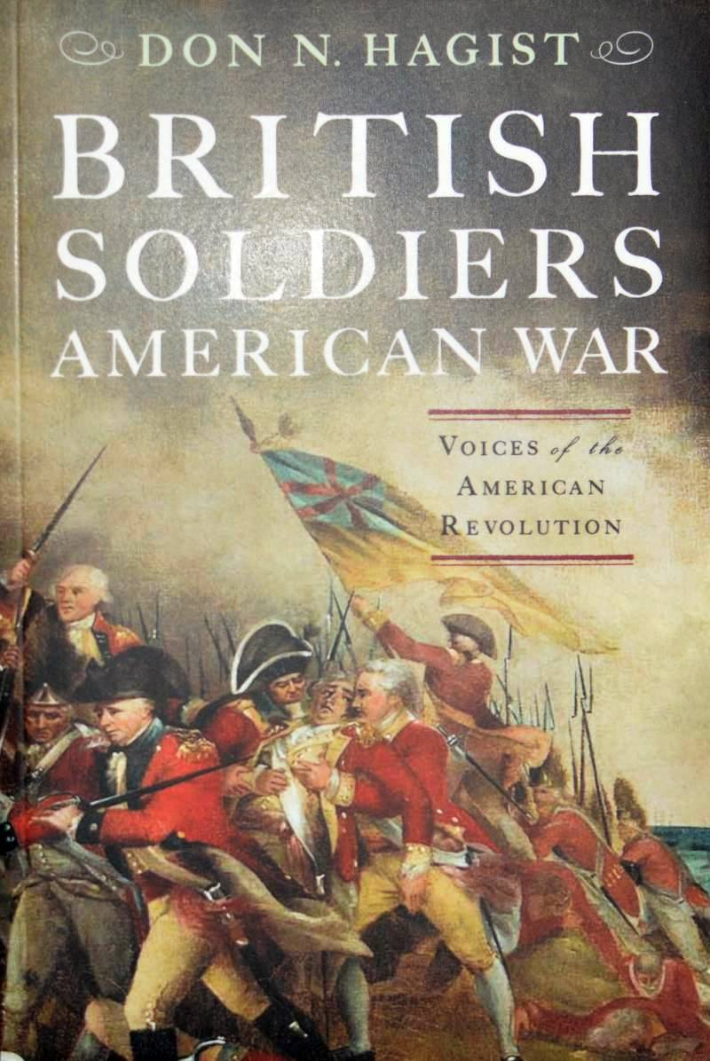 British Soldiers, American War by Don N. Hagist