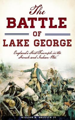 Book cover with battle scene image and title