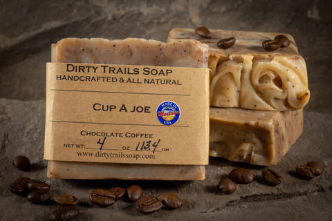 Soap - Cup Of Joe
