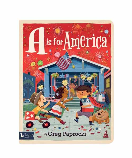 A is for America: An Alphabet Book