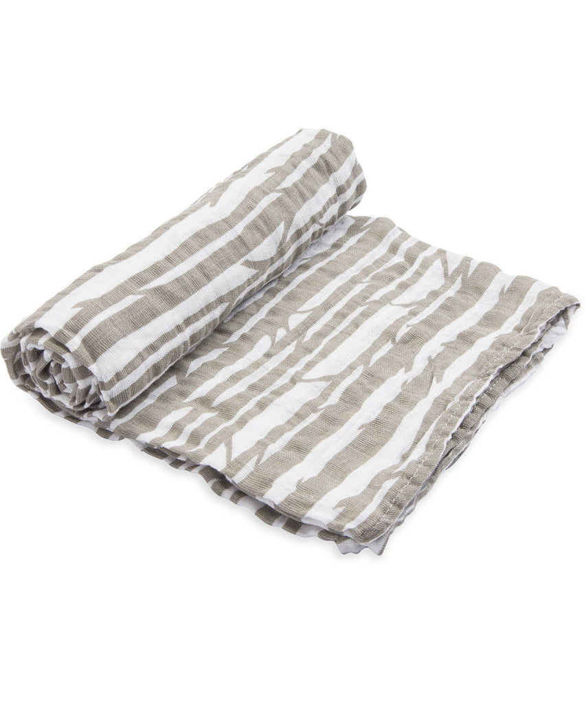 Cotton Swaddle - Birch
