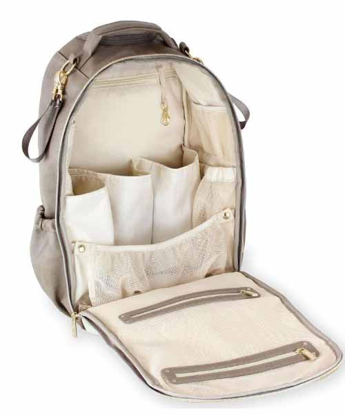 Boss Backpack Diaper Bag