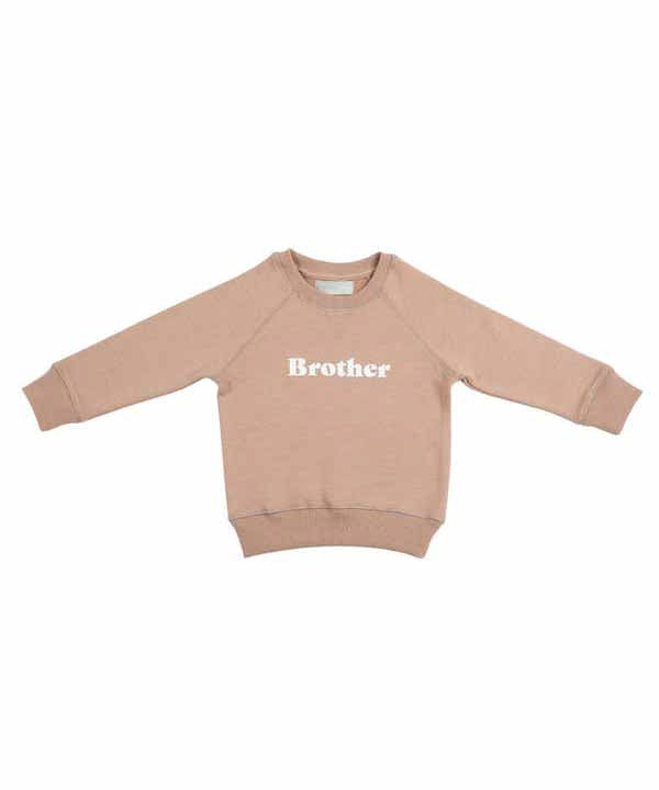 Brother Sweatshirt - Peanut