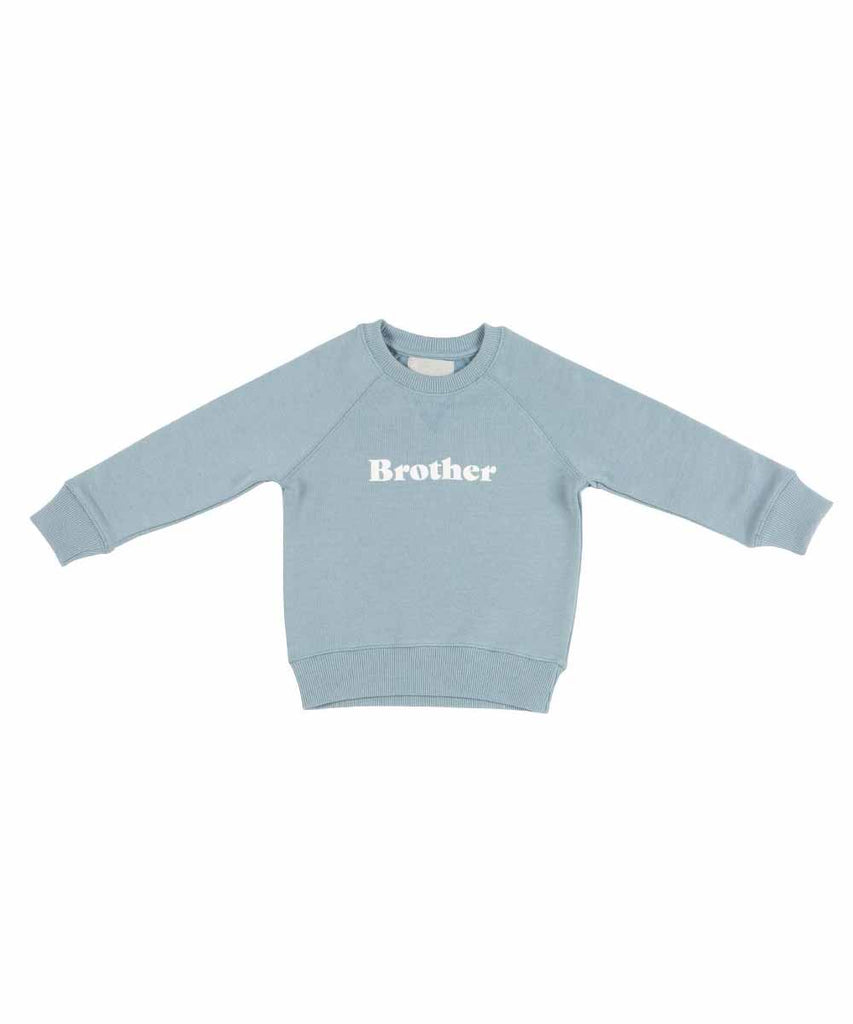 Brother Sweatshirt - Sky Blue
