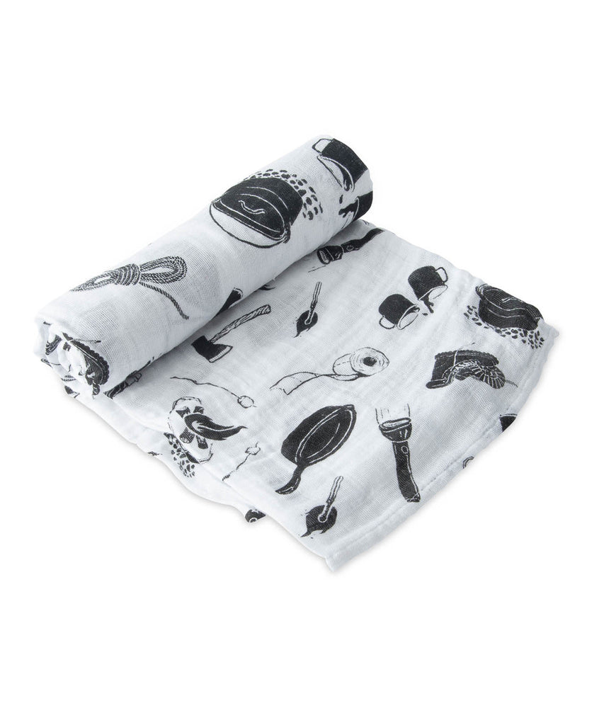 Cotton Swaddle - Camp Gear