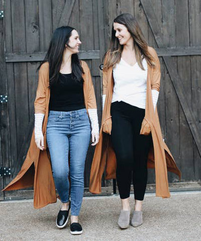 Mommy Claire Cardigan - Caramel