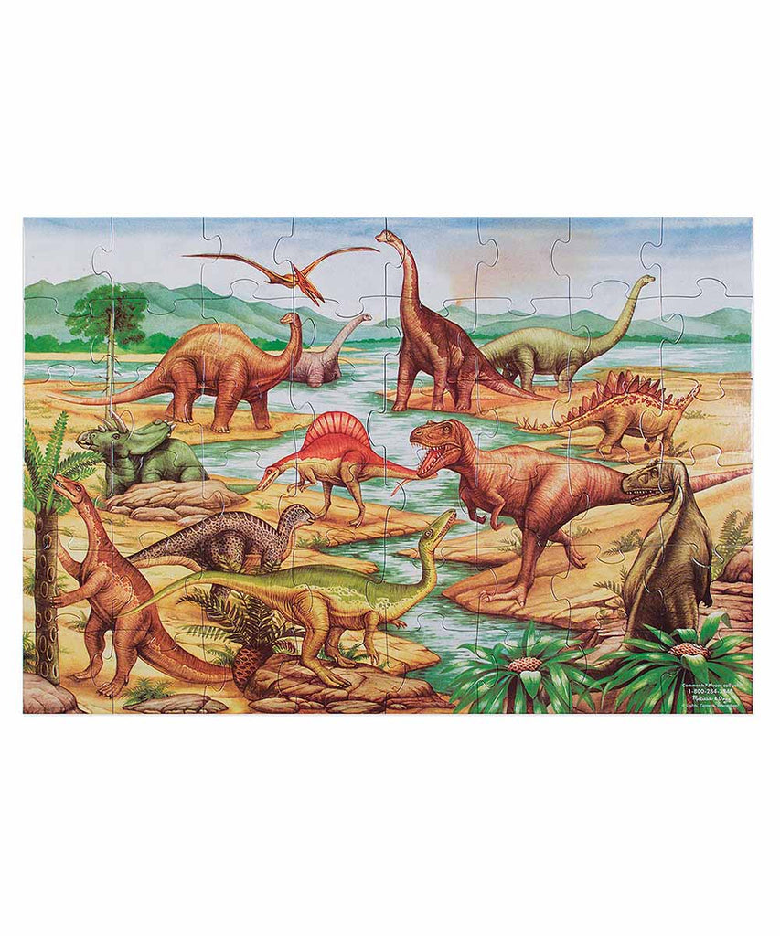 Dinosaur Floor Puzzle (48 pc)