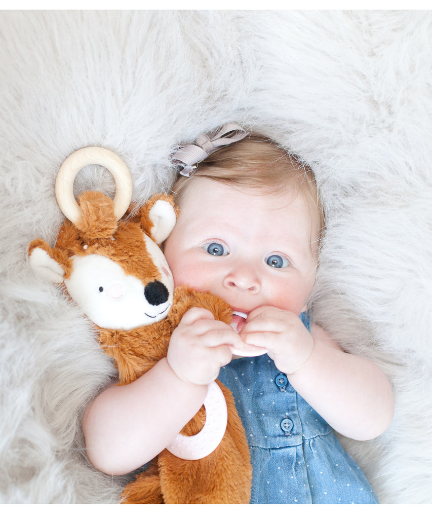 Daphne the Doe Happy Sidekick Teether Toy