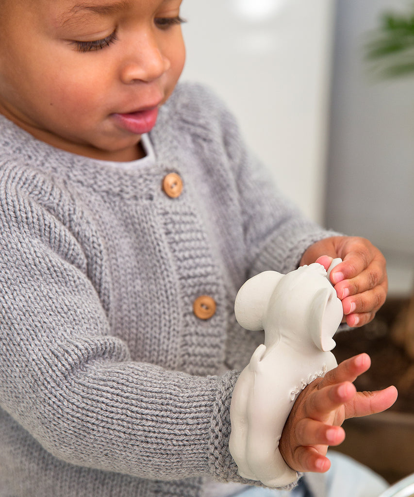 Nelly the Elephant Bracelet Teether Toy