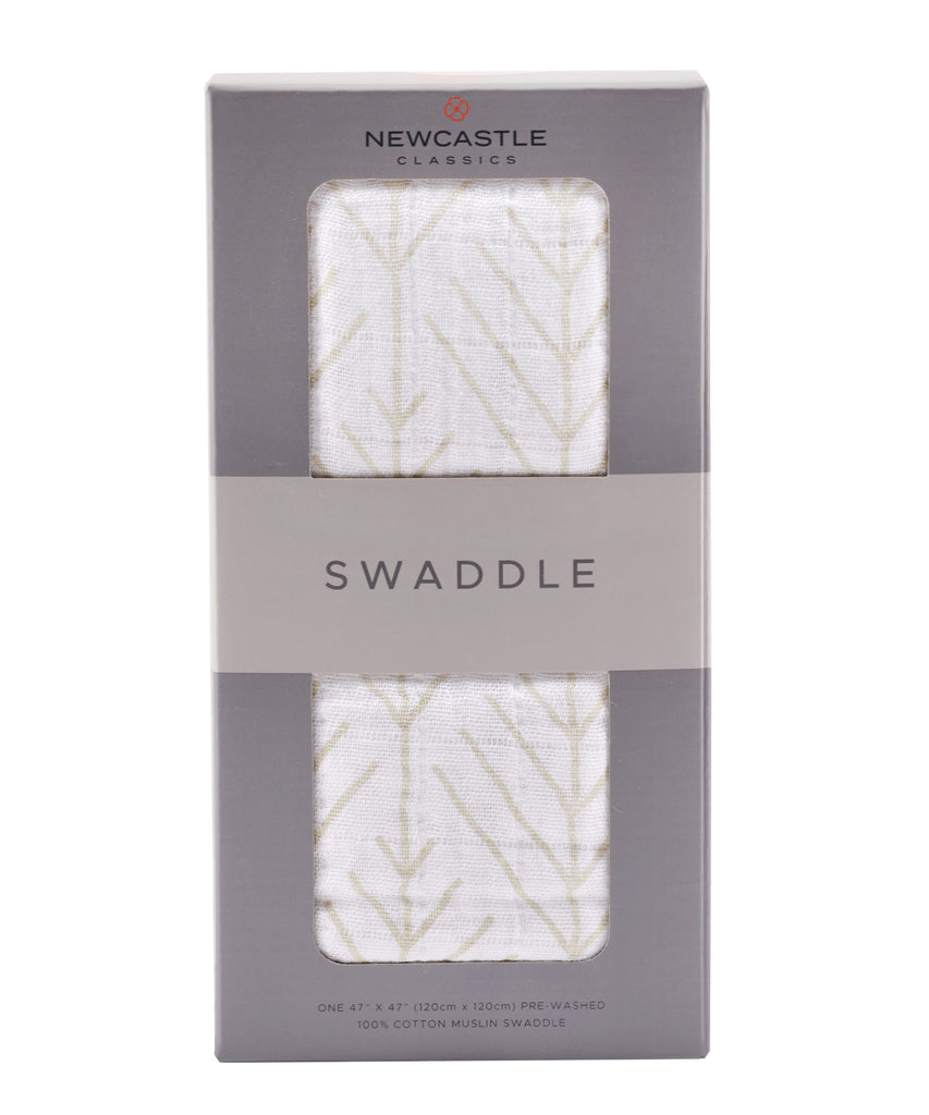 Swaddle - Forest Arrow