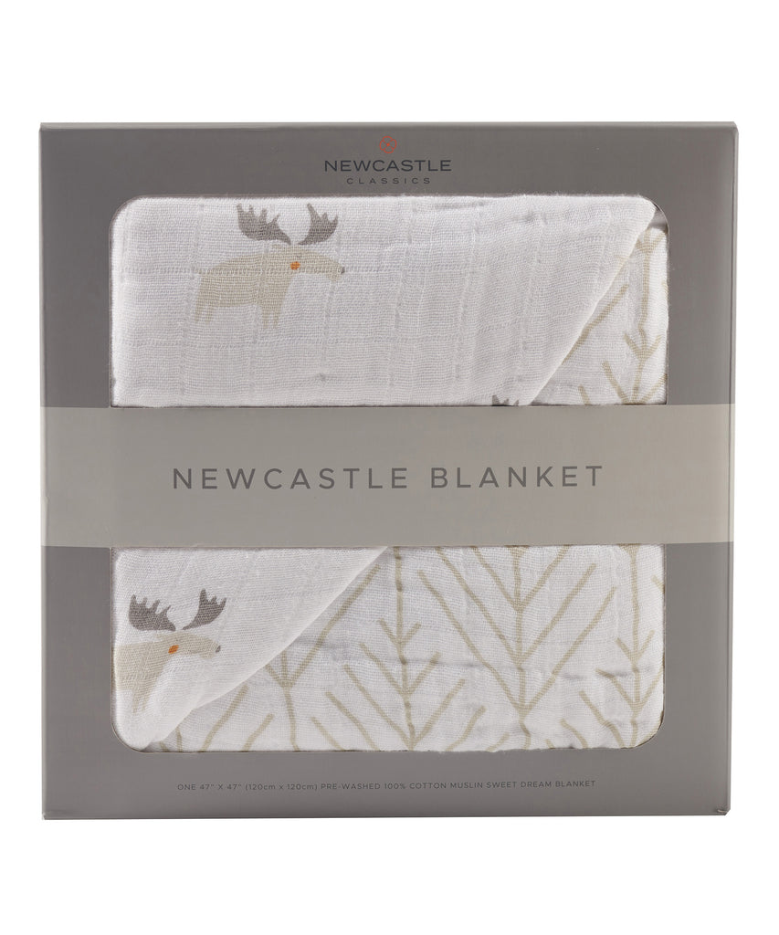 Newcastle Blanket - Mister Moose & Forest Arrow