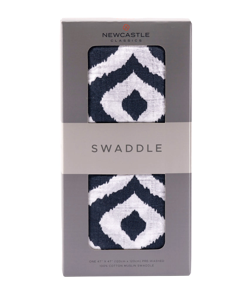 Swaddle - Moroccan Blue