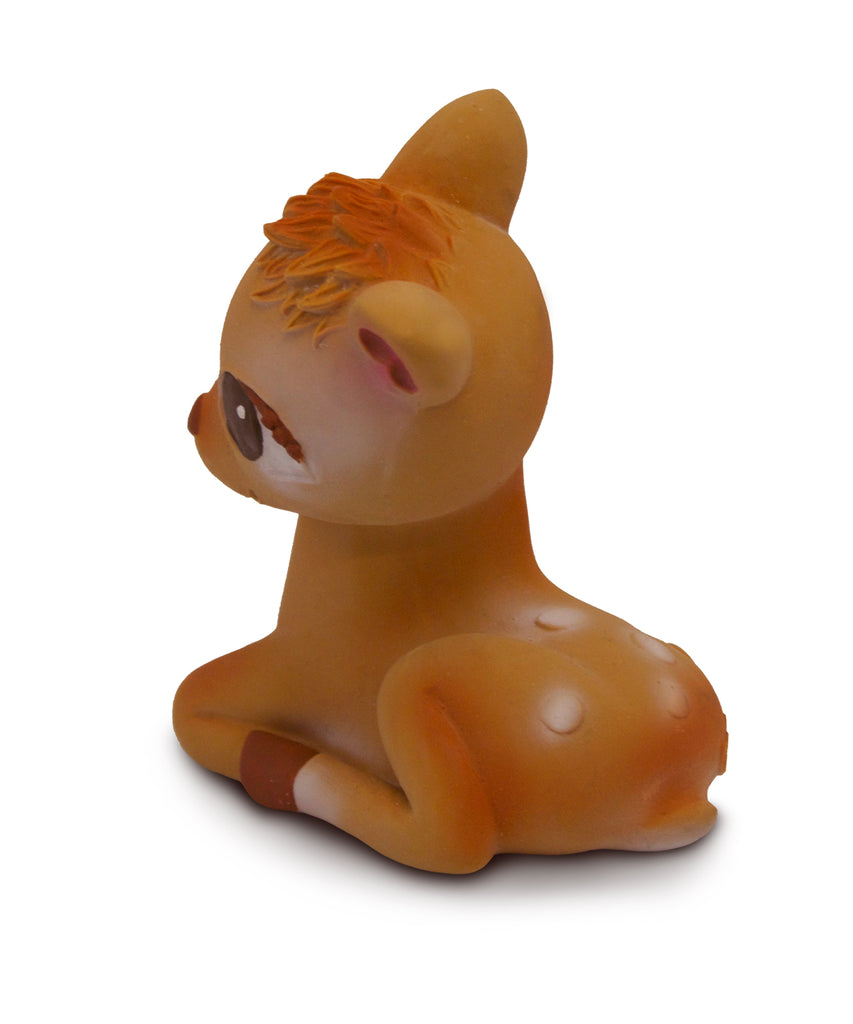 Olive the Deer Teether/Bath Toy