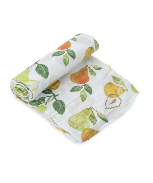Cotton Swaddle - Peary Nice