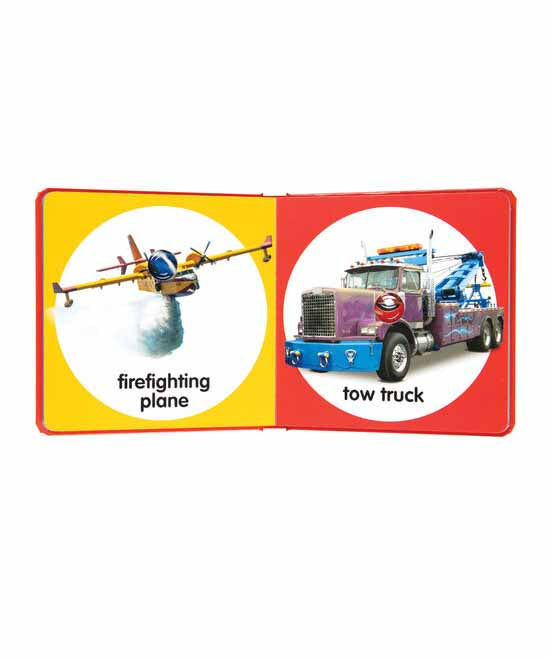 Poke-A-Dot Book: Emergency Vehicles