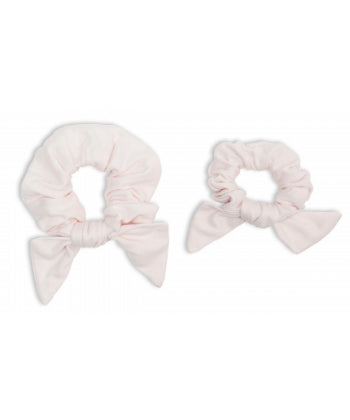 Mommy & Me Scrunchie Set - Pink