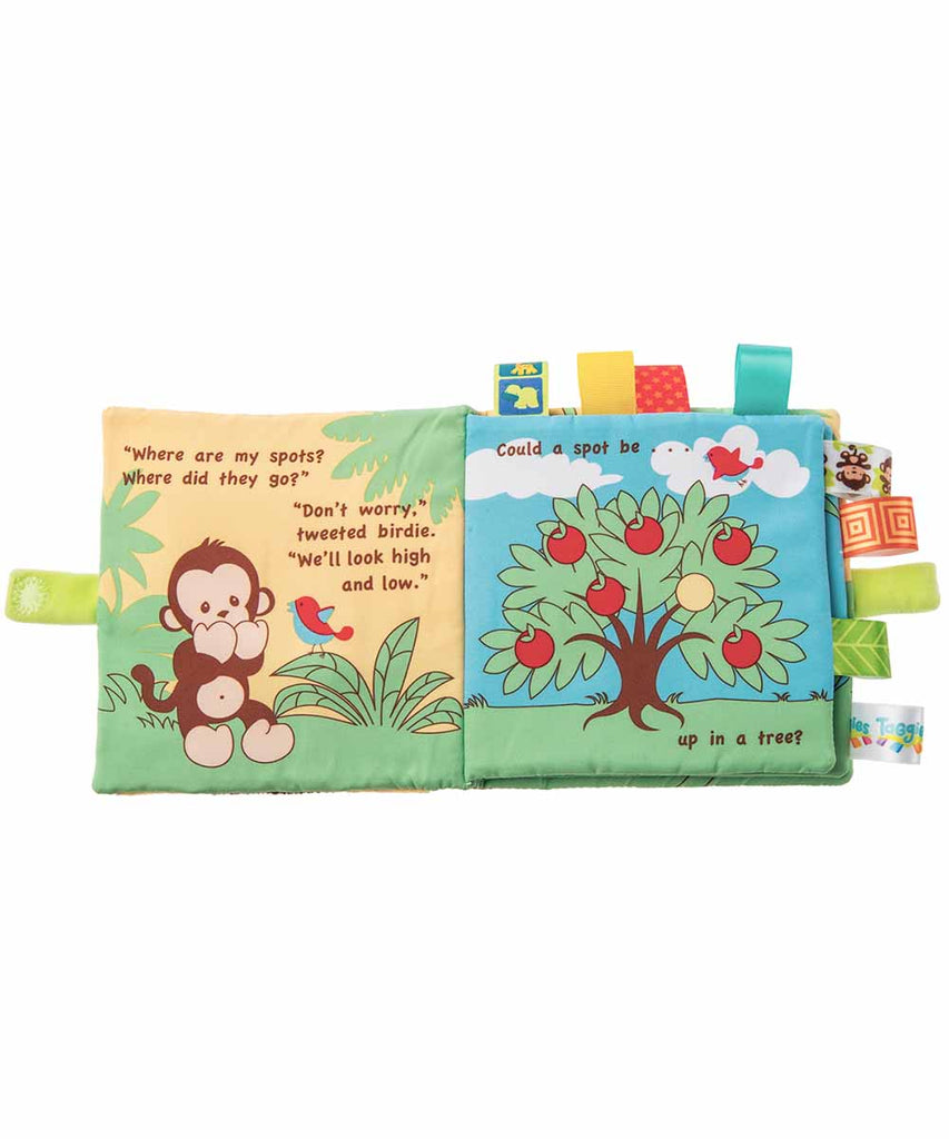 Taggies Soft Book - Monkey