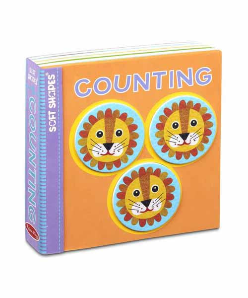 Book of Soft Shapes - Counting