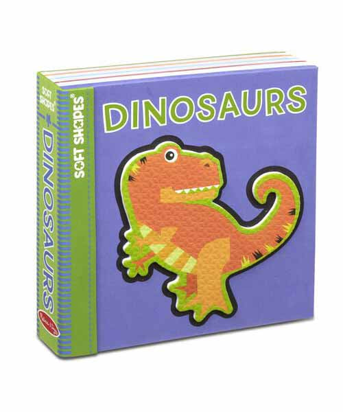 Book of Soft Shapes - Dinosaurs