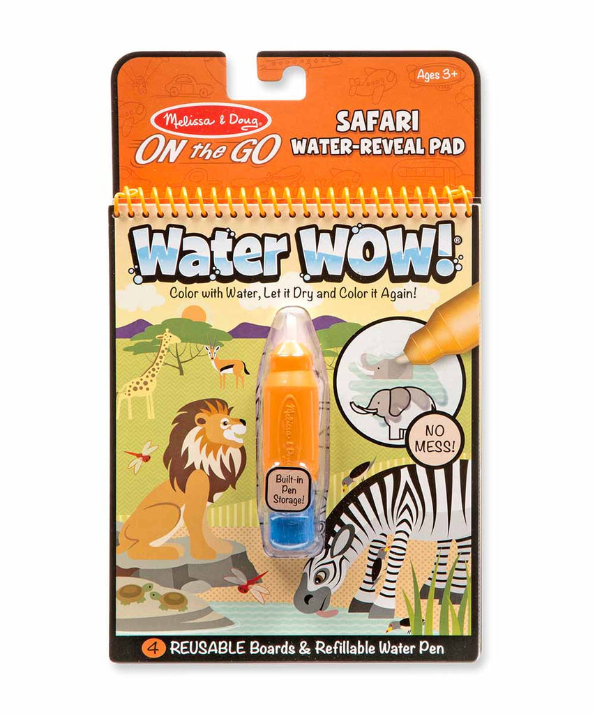 On The Go Water Wow - Safari