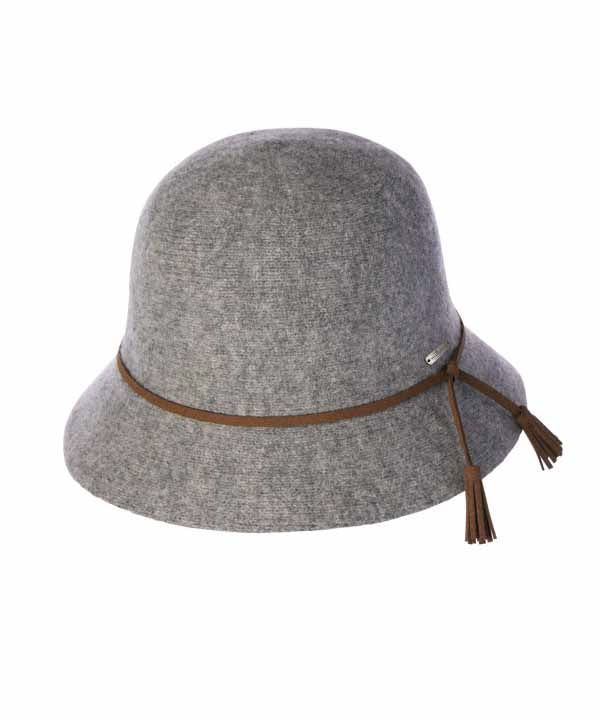 Willa Bucket Hat - Grey