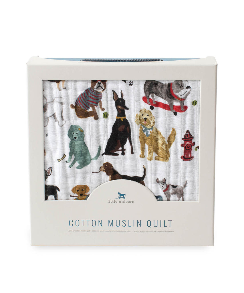 Cotton Quilt - Woof