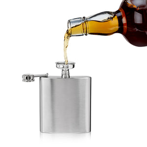 Trueflask - 6oz Stainless Steel Flask