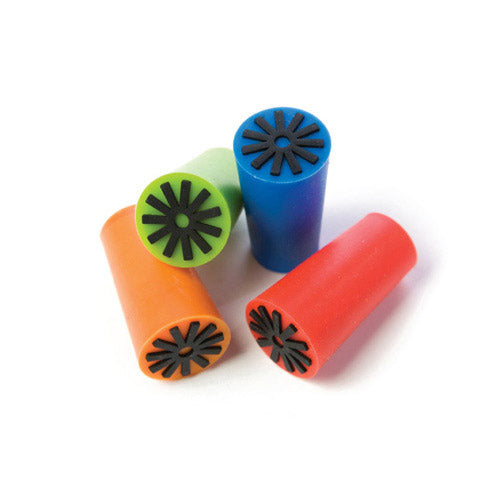 Starburst: Silicone Bottle Stoppers - Wine Craft