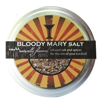 4 oz Bloody Mary Natural Rimming Salt