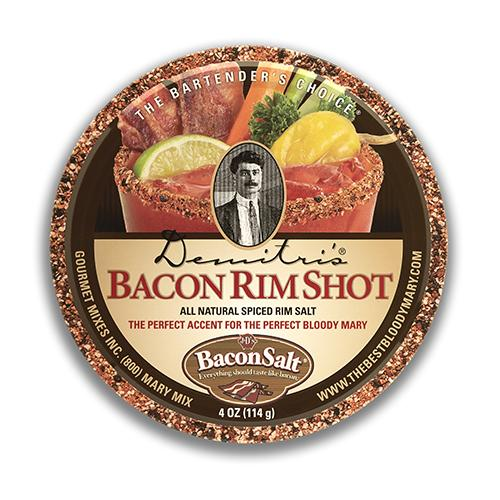 Bacon Rim Shot Bloody Mary Rim Salt