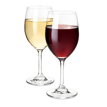 Taste Set of 4 Red And White Tasting Glass - Wine Craft