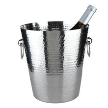Admiral™ Hammered Ice Bucket - Wine Craft
