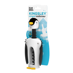 Kingsley™ Winged Corkscrew - Wine Craft