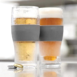 2 Beer Cooling Cups - Wine Craft