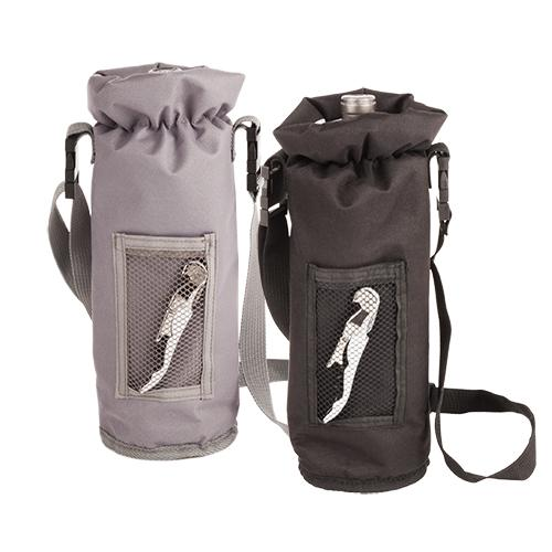 Grab & Go™: Insulated Bottle Carrier - Wine Craft