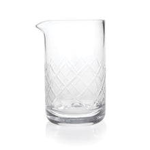 Viski Professional Lead Free Crystal Mixing Glass