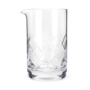 Viski Professional Extra Large Crystal Mixing Glass - Wine Craft