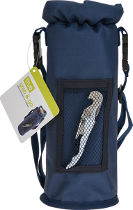 Grab & Go Insulated Bottle Carrier in Blue