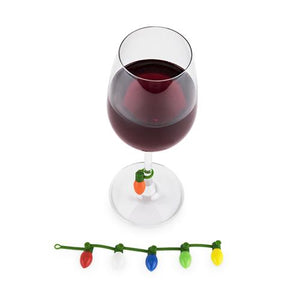 Holiday Light Drink Charms - Wine Craft