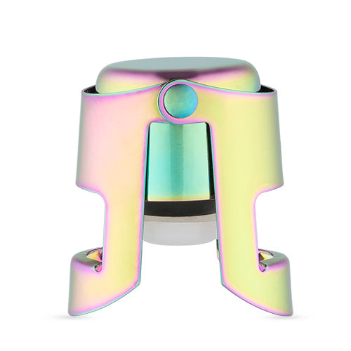 Mirage: Rainbow Champagne Stopper