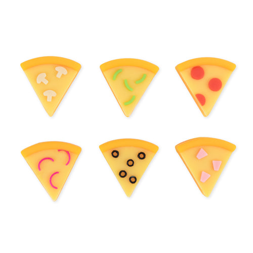 Pizza Drink Charms - Wine Craft