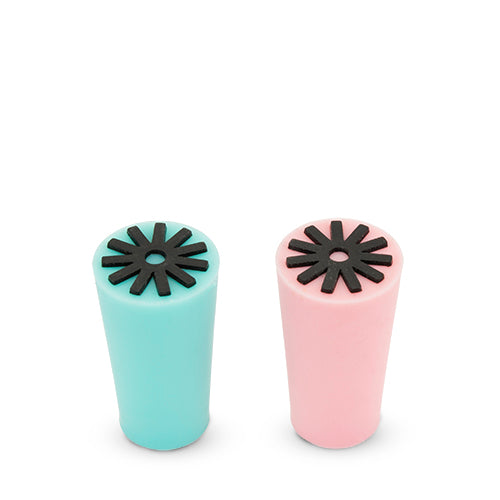 Starburst: Silicone Bottle Stoppers Set of 2