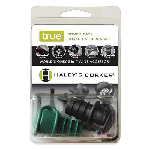 Haley's Corker 5 in 1 - Combo Pack - Wine Craft