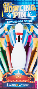 Bowling Pin Electric Wine Opener - Wine Craft